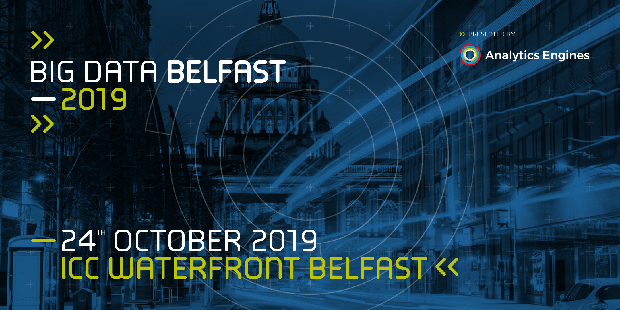 More exciting speakers announced for Big Data Belfast